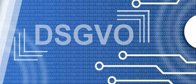 Datenschutzerklärung DSGVO Logo