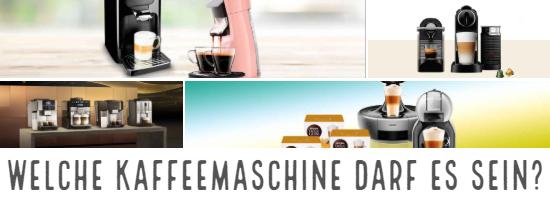 Kaffeevollautomat oder Siebträgermaschine