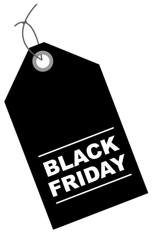 Gutschein oder Black-Friday