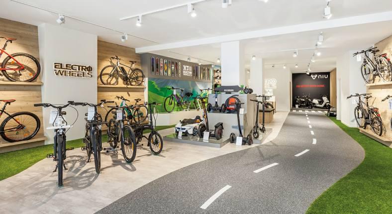 Gratis E-Bike Versicherung von Electrowheels