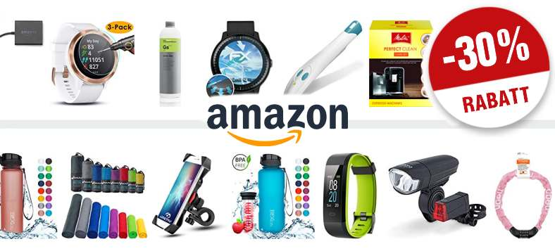 Bei Amazon mit Coupons sparen