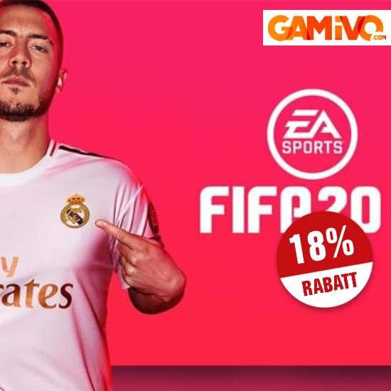 FIFA 20 GameKey