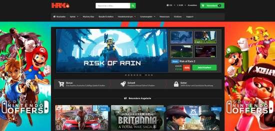 Game Key bei HRK Game kaufen