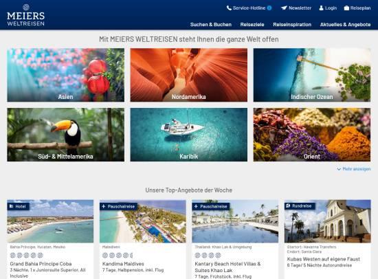 Urlaub günstig buchen im Online-Reisebüro