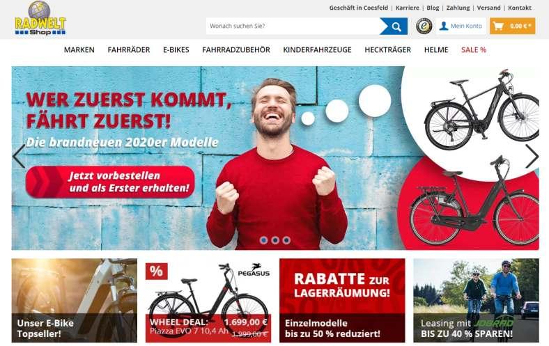 E-Bike Shop Coesfeld