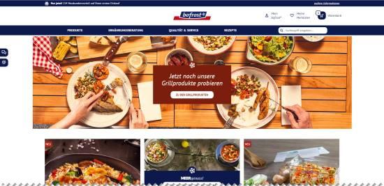 bofrost Produkte im Online-Shop