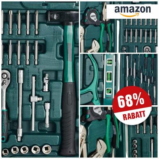 Amazon Deal - Mannesmann Werkzeuge Werkzeugkoffer