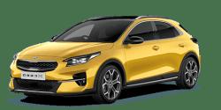 Den neuen Kia-Xceed Probefahren