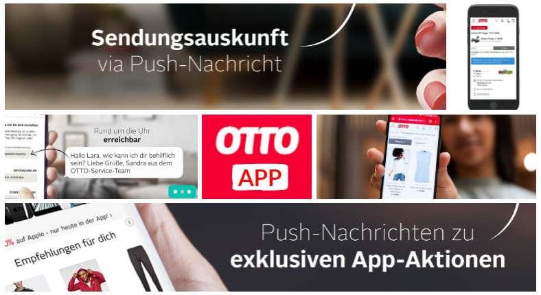 OTTO App Gutschein