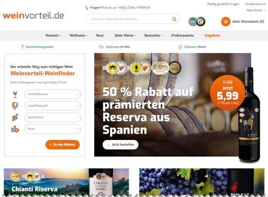 Wein günstig online kaufen
