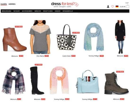 Designer Mode günstig