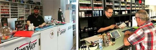 iSmoker-Online-Shop in Braunschweig