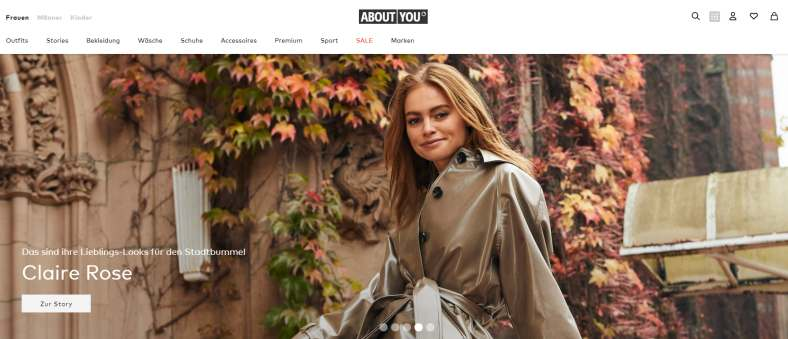 ABOUT YOU Online-Shop