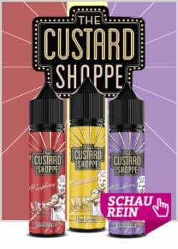 Custard Shoppe Liquids