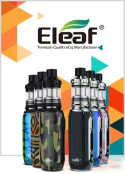 E-Zigarette Eleaf iStick Rim Kit