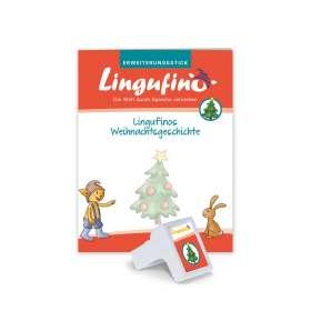 Erweiterungs-Set Lingufinos Weihnachtsgeschichte