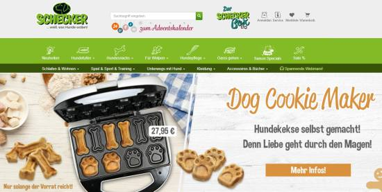 Dog Cookie Maker