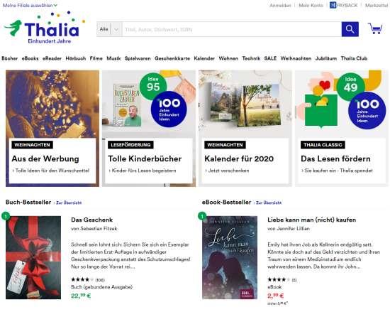 Thalia Bücher online kaufen