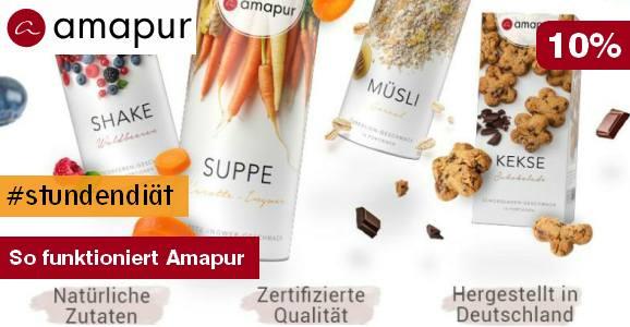 Amapur Diät ausprobieren