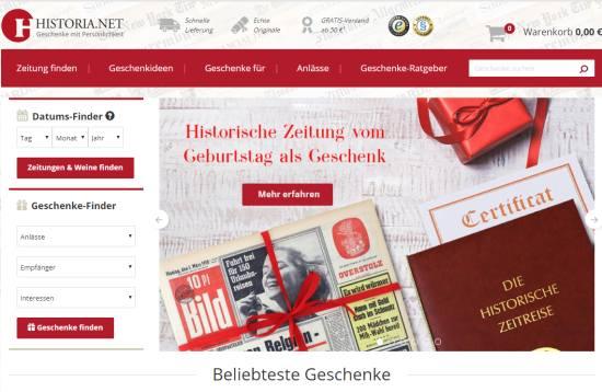 Historische Zeitungen & Zeitschriften kaufen