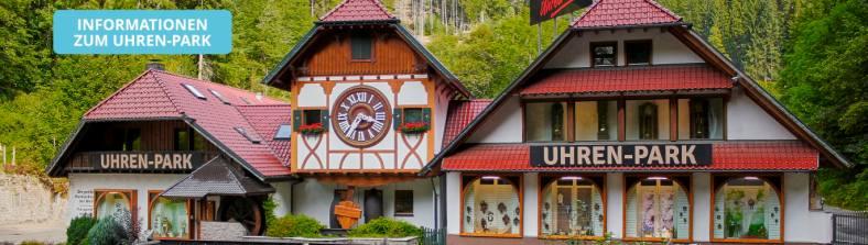 Uhren-Park Gebäude