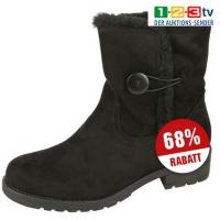 68% Rabatt auf Damen-Boots mit Fell