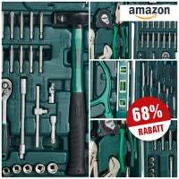 68% Rabatt auf Brueder Mannesmann Werkzeuge Werkzeugkoffer »(89-tlg.)«
