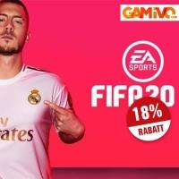 18% Rabatt auf FIFA 20 Origin Schlüssel